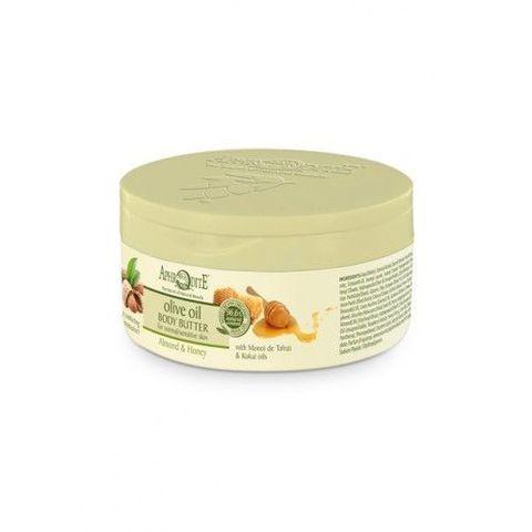 Крем-масло для тела с миндалем и медом