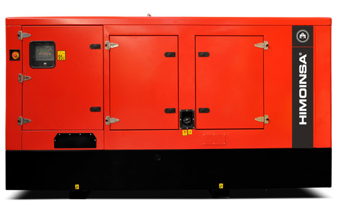 Дизельный генератор Himoinsa HDW-200 T5 в кожухе