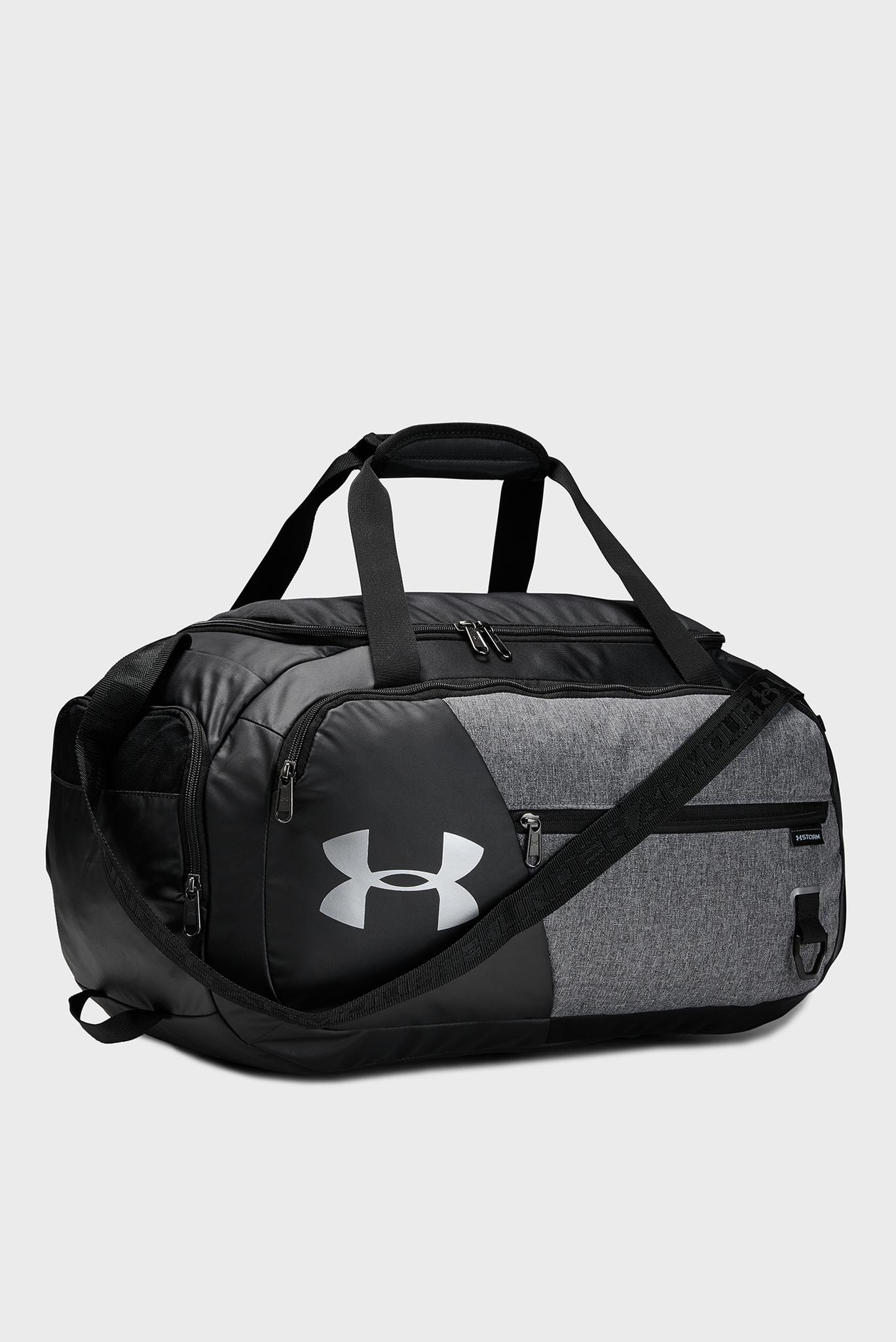 Серая спортивная сумка Undeniable Duffel 4.0 SM Under Armour