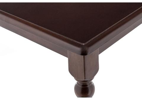 Стол деревянный кухонный, обеденный, для гостиной Журнальный Ariva oak 55*55*45