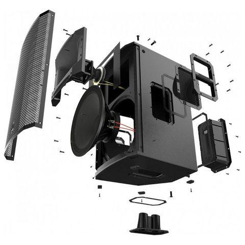 Electro-Voice ETX-10P акуст. система 2-полосая