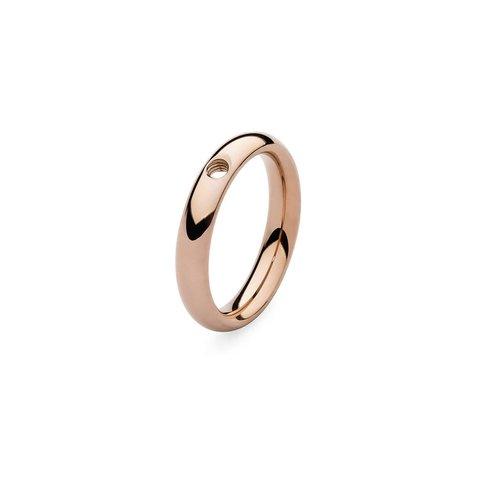Кольцо - база Basic small gold 17.2 мм 627054 RG