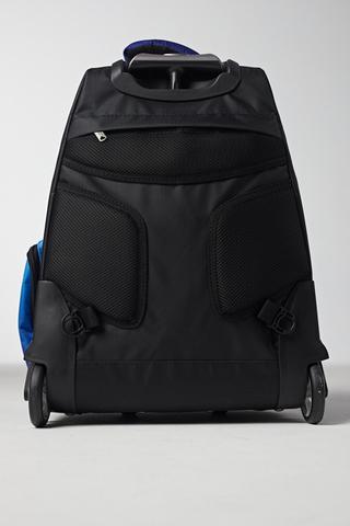 Сумка-рюкзак на колесиках