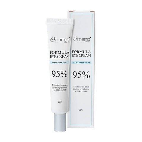 Крем для глаз с гиалуроновой кислотой Esthetic House Formula Eye Cream Hyaluronic Acid 95%, 30 мл