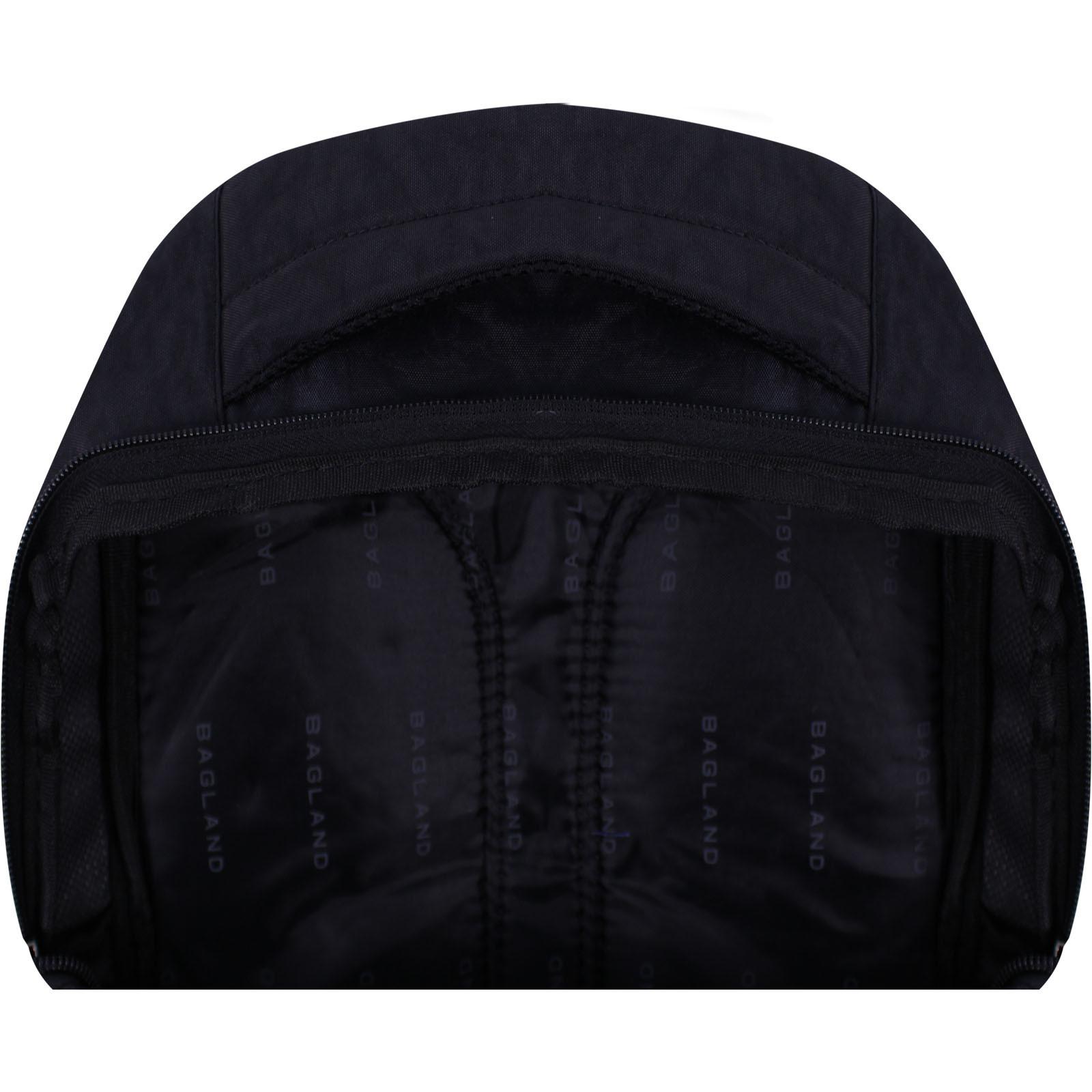 Рюкзак Bagland Лик 21 л. Чёрный (0055770)