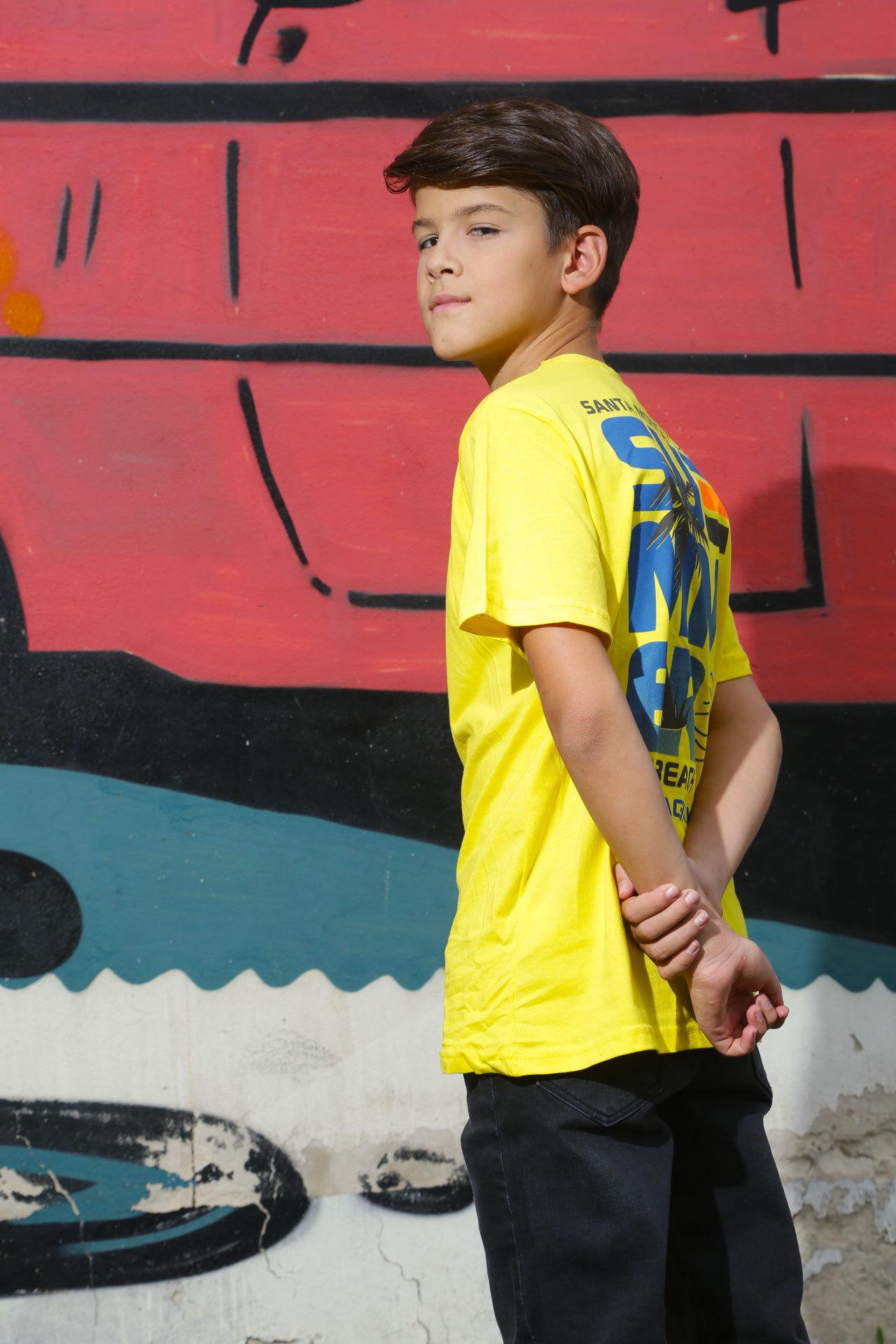 Футболка для мальчика Summer Dream Cegisa Турция, 0614 (140-152) Н