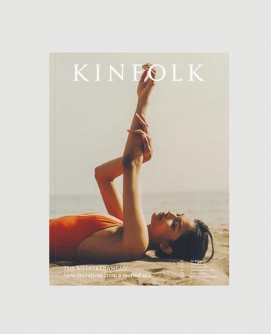 Журнал Kinfolk vol.41  английский