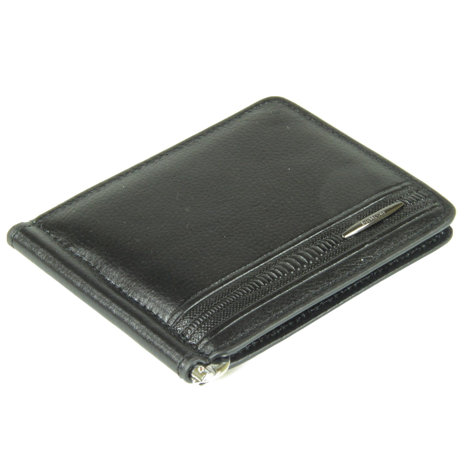 Зажим для денег из натуральной и долговечной кожи яка Dublecity M100-DC11-11F-