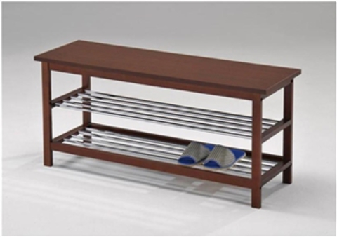 Скамейка с подставкой для обуви SR 0938