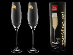 Набор бокалов для шампанского «Sparkling set», в тубусе, фото 2
