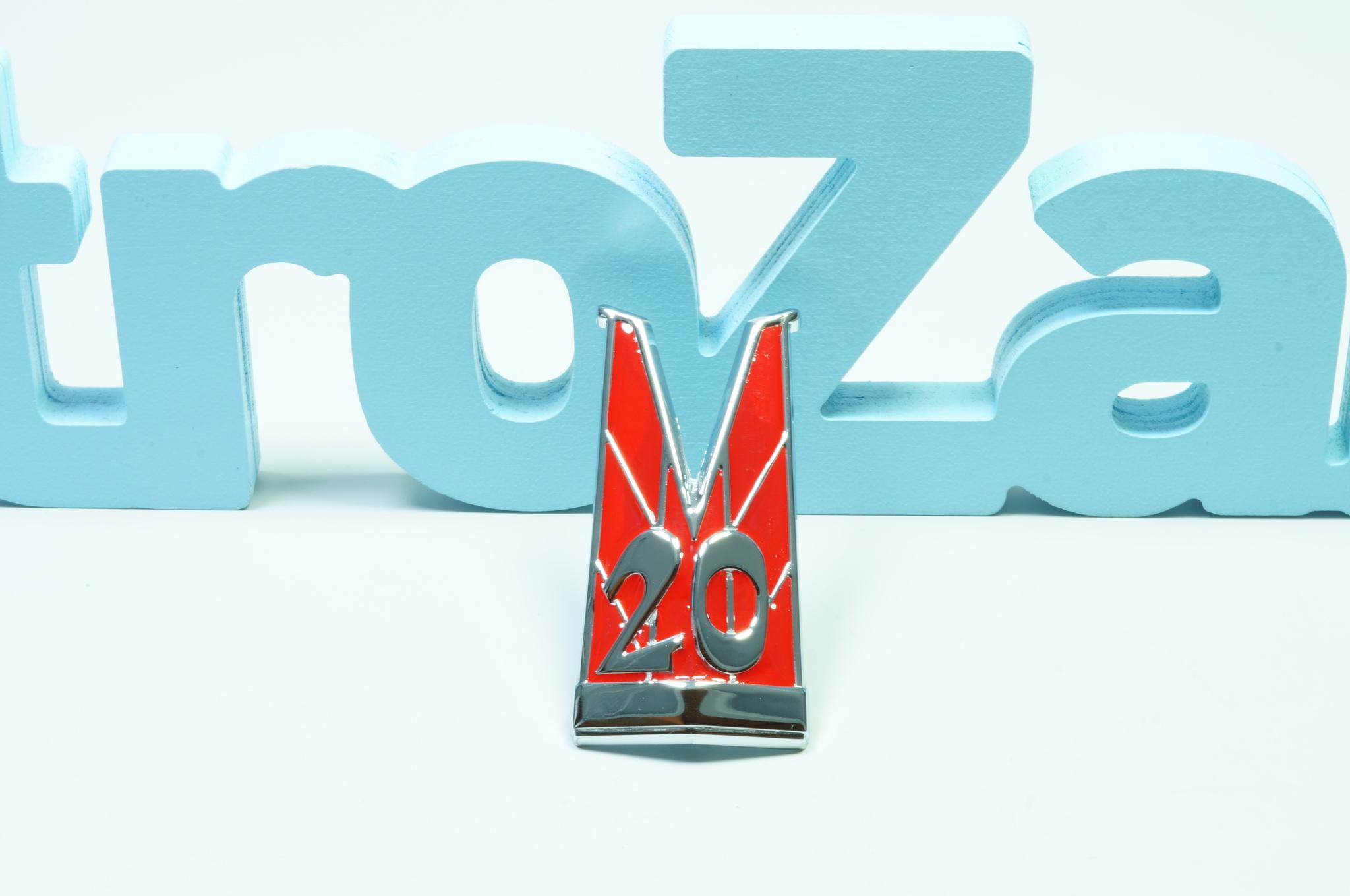 Эмблема капота Газ М20 Победа