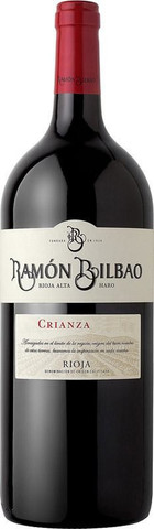 Вино Bodegas Ramon Bilbao, Crianza, Rioja DOC, 2015, 5 л