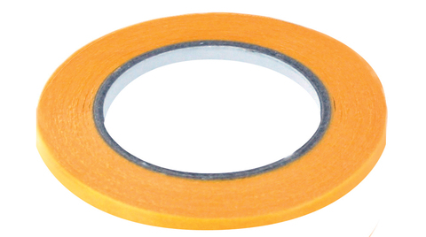 Precision Masking Tape 3mmx18m - Twin Pack