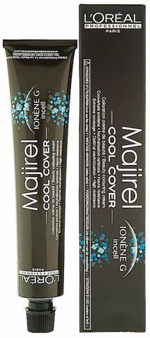 Краска для чистого холодного цвета волос,Loreal Majirel Cool Cover,50 мл.