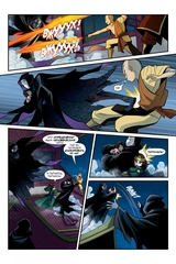 Аватар: Легенда об Аанге. Книга 4. Дым и тень (твердый переплет)