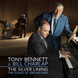 Tony Bennett & Bill Charlap / The Silver Lining - The Songs Of Jerome Kern (CD)