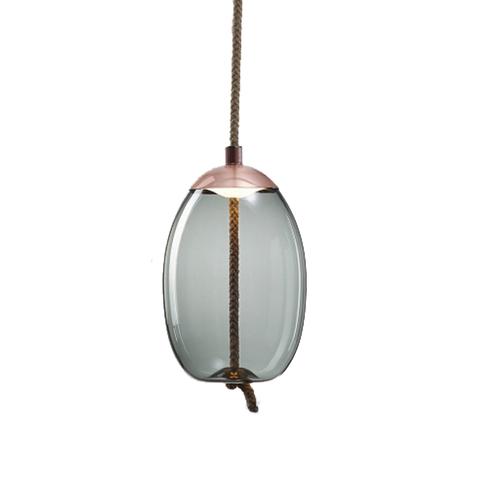 Подвесной светильник копия Knot Uovo by Brokis (синий)