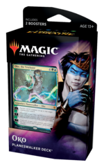 Колода Planeswalker'а «Throne of Eldraine»: Oko (английский)