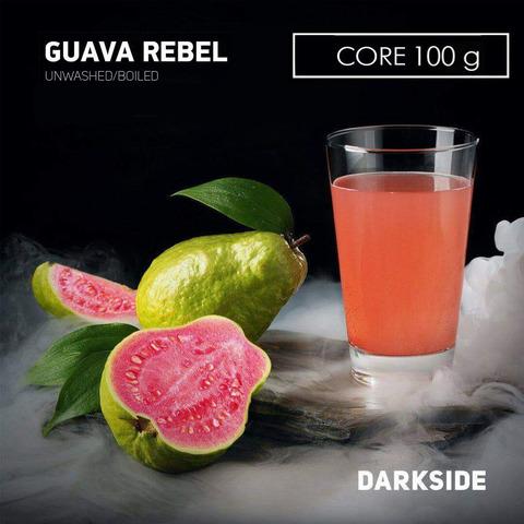 Табак Dark Side 100 г CORE Guava Rebel