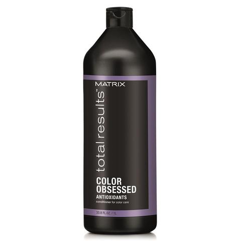 Кондиционер для окрашенных волос, Matrix Color Obsessed,1000 мл.