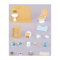 Набор «Туалетная комната» Sylvanian families 5020 (3563)