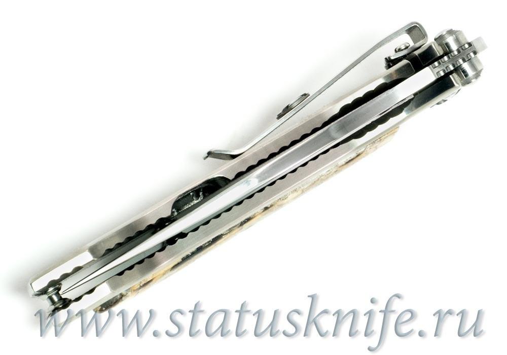 Нож DELUXE TORPEDO AXD SAO Кастом ONE-OFF - фотография