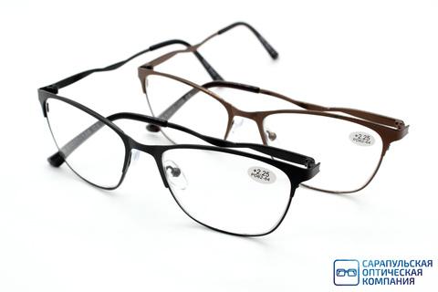 Очки готовые для зрения FABIA MONTI металл FM388