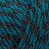 Пряжа Nako Sport Wool 21341 (Черно-петрольный меланж)