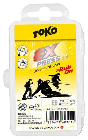 Картинка экспресс-парафин Toko   - 1