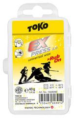 Экспресс парафин Toko Express wax Express Rub-on 40 гр.