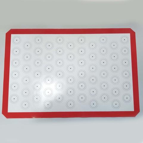Коврик с мелкой разметкой силиконовый, 60х40 см