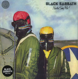 Black Sabbath / Never Say Die! (LP)