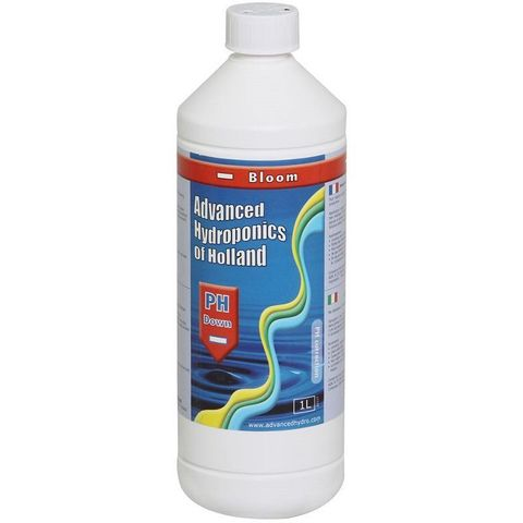 Advanced Hydroponics ph Down Bloom, 1 л