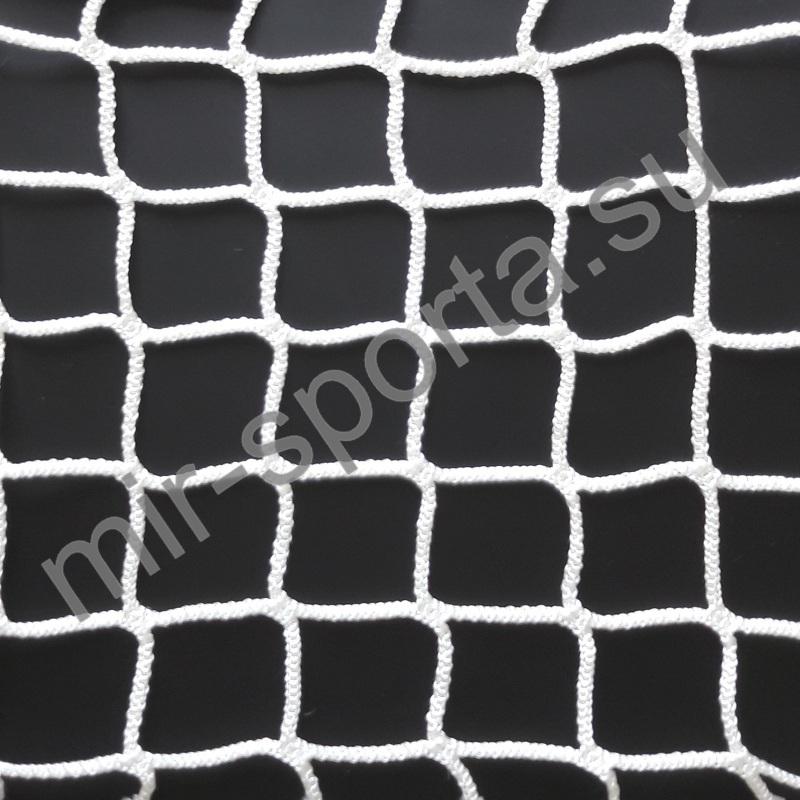 Заградительная сетка, ячейка 50 мм, нить 4,0 мм.