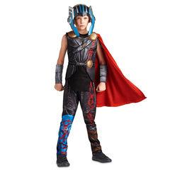 Детский костюм Тора с интерактивным молотом и светящейся маской