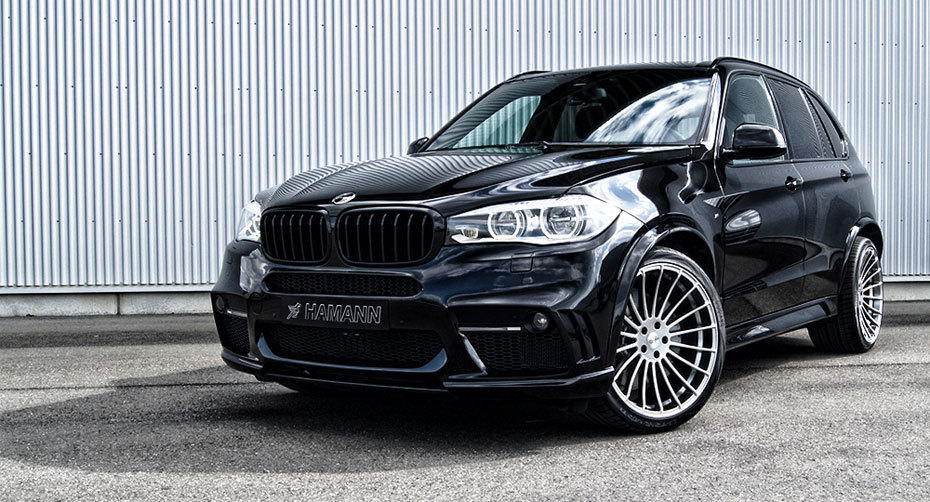 Обвес Hamann для BMW X5 F15 Копия