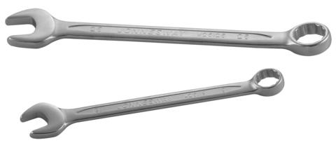 W26122 Ключ гаечный комбинированный, 22 мм