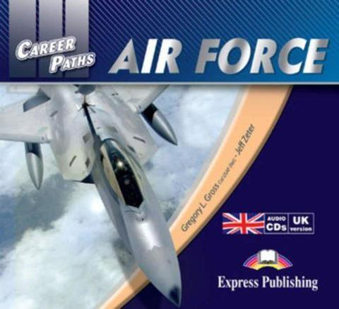 Air Force. Class Audio CDs (set of 2). Аудио CD (2 шт.)
