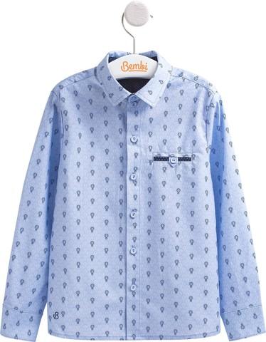 РБ114 Рубашка для мальчика