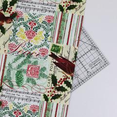 Ткань для пэчворка, хлопок 100% (арт. JO0501)