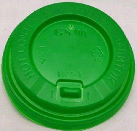 Kрышка зелёная TL90 (для SP12, SP16) (носик)
