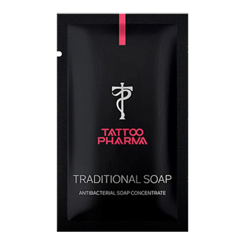 Зелёное мыло Traditional Soap 13 мл.