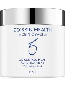Салфетки для контроля себума ZO SKIN HEALTH by ZEIN OBAGI CONTROL PADS 60 шт