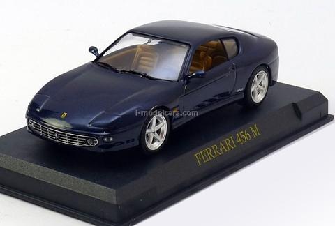 Ferrari 456 M darkblue metallic Ge Fabbri 1:43
