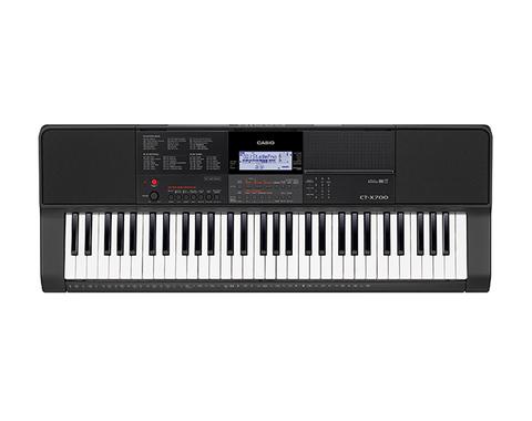 Синтезаторы и рабочие станции Casio CT-X700