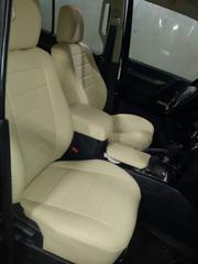 Чехлы на Mitsubishi Pajero 4 2006–2021 г.в.