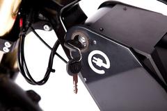 Велогибрид Eltreco Prismatic Carbon central motor 2500W