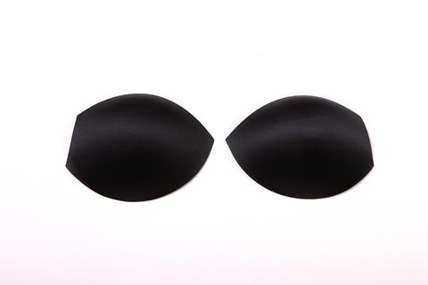 Чашки без пуш-апа черные (65B-70A-75АА)