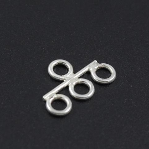 Деталь 15х10 мм серебро 925 1 шт