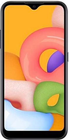 Samsung A015 Galaxy A01 2/16Gb Black
